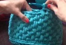 Crochet Bag video