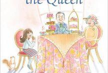 Tartan Meets the Queen