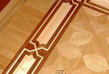 Floor tile/hardwood