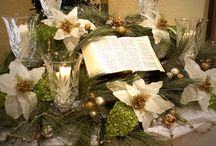 Church decor / by Audra Caine-Wiant
