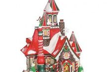 North Pole Village Wish List / by Kelly Jones