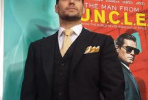 Henry Cavill at the Man from UNCLE World Premiere in New York City / Henry Cavill attends the World Premiere of The Man from U.N.C.L.E. held at Ziegfeld Theatre in New York City on August 10, 2015.