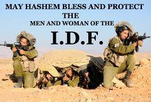 IDF israel chai!