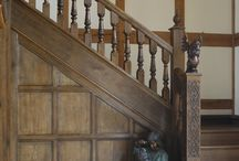 Spindles Staircase