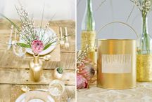 Tables! / Oh how I love a beautiful tablescape! Time to get creative...