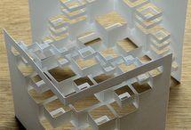 cubes design. / alternative cube design