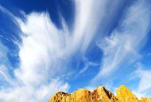 Skies, Clouds and Rainbows / Cieli, Nuvole, Arcobaleni