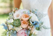 Flower Examples / Specific inspiration examples for bride and blossom / by Natalie Sutton