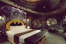 20 Superhero Bedroom Theme Ideas For Boys And Girls / 20 Superhero Bedroom Theme Ideas For Boys And Girls