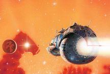 70s Space+ fabulous Sci-Fi