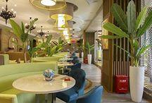 Aménagement & Décoration restaurant