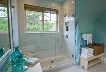 window in shower solution