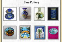 Shivkripa BluePottery / Shivkripa Blue-pottery is a leading name in the field of Blue-pottery Products. We are foremost manufacturer and supplier of blue-pottery products.