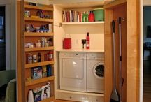 Laundry room / by Ken Bubp