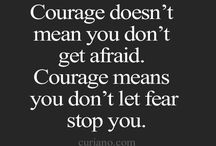 Quotes courage