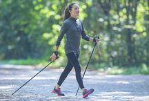 NORDIC WALKING STYLE / Certains sport permettent d'améliorer son endurance, d'autres sa force, sa souplesse, son équilibre ou sa coordination. La marche nordique a l'avantage de développer efficacement toutes ces qualités ! http://www.newfeel.fr/conseils/forme-silhouette-sante-tous-les-bienfaits-de-la-marche-nordique-a_14669