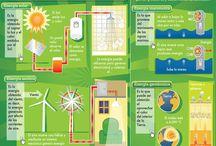 Infografías Energía