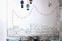 Boys Wall Mural