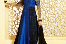Anarkali Dress / http://goo.gl/IUoybM