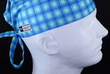 Mens Scrub Hats By Harmony / Pinterest Fans, Save 10% off your first order with us!  Enter coupon code: PINIT10  at checkout.   www.HarmonySurgicalDesigns.com