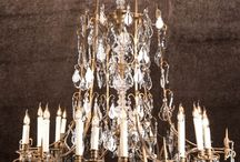 Chandeliers / Our newest chandeliers