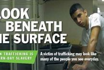 Anti Human Trafficking / I want to save people from the darkest dark