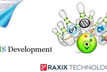 CMS Development / Raxix Technologies is CMS developers deliver CMS development web solutions for all major content management systems like Wordpress.