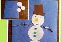 Winter crafts / by Susan Arico