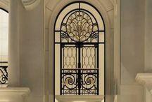 profile /arcade ferestre/balcon