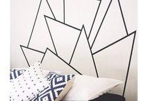 Meskin tape / Tete de lit
