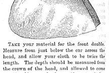 Sun Bonnets