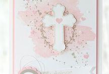 Grußkarten: Taufe