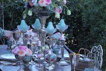 Whimsical Weddings / Romantic style weddings by Edge Design Group