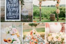Colour Schemes wedding