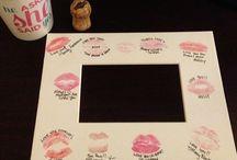 Bachelorette ideas for my ladies / by Kezzie Woodbury
