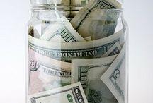Money. Saving. Investing. Finance