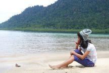Pulau Putri / Sibolga, Sumatera Utara.