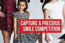 Capture A Previous Smile Competition / Add #HisSmile or #HerSmile and #redtag or #رد_تاغ