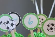 Birthday - Football / Football birthday-party / Fotball-bursdag