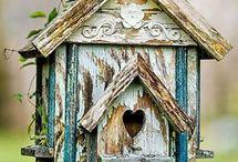 Birdhouse - fågelbo/fågelhus