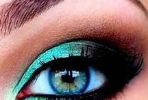 Make up / Make up de feu