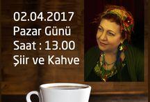Yelda Karataş / Şiir ve Kahve