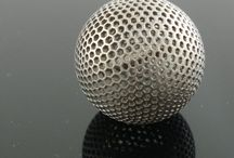 3D Printed objects for sports
