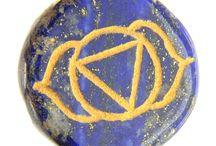Sodalite Healing Chakra Stone