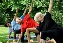 Celebrate Older Americans Month in May / health and fitness for older adults / by Silver&Fit