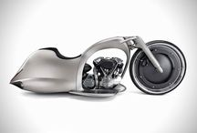 Full Moon concept motorcycle