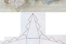 Kerst knutsel