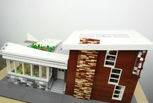 LEGO Buildings and Architecture