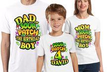 sour patch party shirts