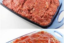 Red meat dishes